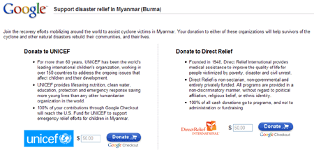 google-myanmar-cyclone-page